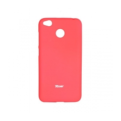 Roar Colorful Jelly - kryt (obal) pre XIAOMI Redmi 4X  hot pink