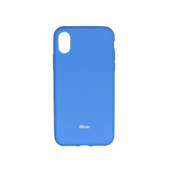 Roar Colorful Jelly - kryt (obal) pre Apple iPhone X light blue