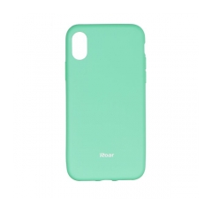 Roar Colorful Jelly - kryt (obal) pre Apple iPhone X mint