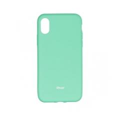 Roar Colorful Jelly - kryt (obal) pre Apple iPhone X mint