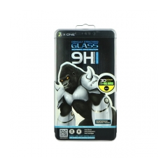 Temperované ochranné sklo X-ONE pre Samsung Galaxy Note 8 3D (full glue)  Full Face black tempered glass 9H