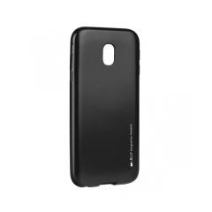 Mercury i-Jelly - kryt (obal) pre Samsung Galaxy J7 (2017) black