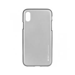 Mercury i-Jelly - kryt (obal) pre Apple iPhone X grey