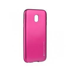Mercury i-Jelly - kryt (obal) pre Samsung Galaxy J3 (2017) pink