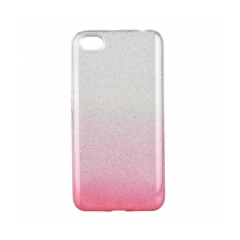 Forcell SHINING - puzdro pre XIAOMI Redmi NOTE 5A clear/pink