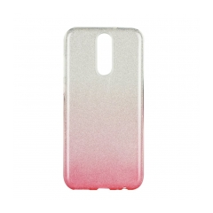 Forcell SHINING - puzdro pre Huawei Mate 10 LITE clear/pink