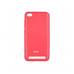 Roar Colorful Jelly - kryt (obal) pre XIAOMI Redmi 5A  hot pink
