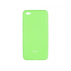 Roar Colorful Jelly - kryt (obal) pre XIAOMI Redmi NOTE 5A lime