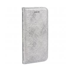 MAGIC Book - puzdro pre Huawei Y7  silver