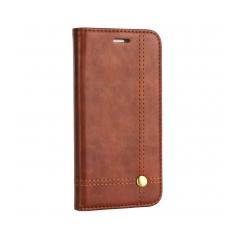 Prestige Book - puzdro pre Samsung Galaxy S8 brown