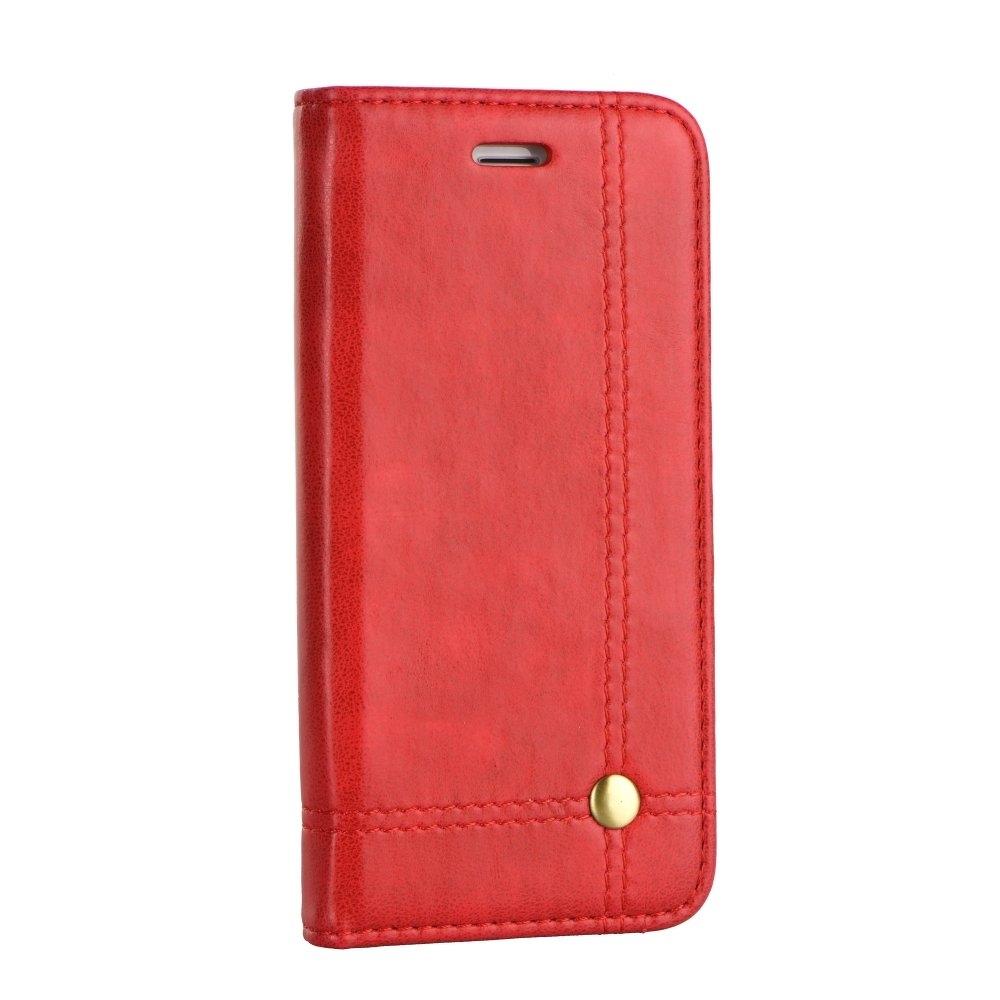 Prestige Book - puzdro pre Apple iPhone X red  e89da6b3a8e