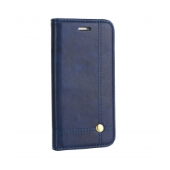 Prestige Book - puzdro pre Apple iPhone X navy blue