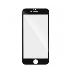 3D Full Glue Temperované ochranné sklo pre Apple iPhone X black