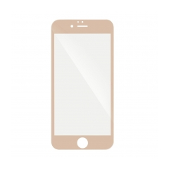 5D Full Glue Temperované ochranné sklo pre Apple iPhone 7 / 8   4,7 gold