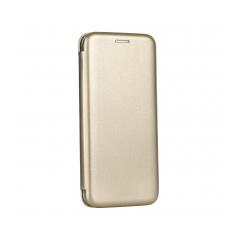 Book Forcell Elegance - puzdro pre Xiaomi Redmi Note 5A gold