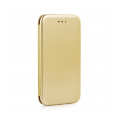 Book Forcell Elegance PREMIUM - Samsung Galaxy S7 Edge (G935)   gold