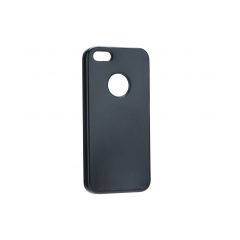 Jelly Case Flash Mat - kryt (obal) pre Samsung A5 2018 / A8 2018 black
