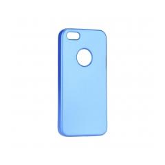 Jelly Case Flash Mat - kryt (obal) pre Samsung A5 2018 / A8 2018 blue