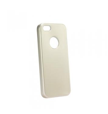 Jelly Case Flash Mat - kryt (obal) pre Samsung A5 2018 / A8 2018 gold
