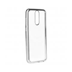 ELECTRO Jelly - zadný obal pre Huawei Mate 10 LITE silver