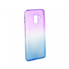 Forcell OMBRE    Case Samsung Galaxy A7 2018 / A8 PLUS purple-blue