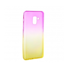 Forcell OMBRE    Case Samsung Galaxy A5 2018 / A8 2018 rose-gold