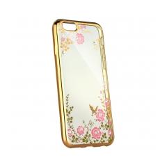 Forcell DIAMOND - puzdro pre Nokia 5 gold