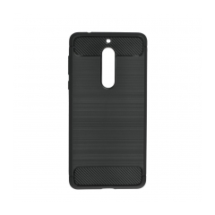 Forcell CARBON - puzdro pre Nokia 5 black