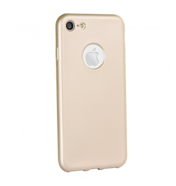 Jelly Case Flash Mat - kryt (obal) pre Samsung Galaxy S9 gold
