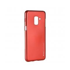 Mercury i-Jelly - kryt (obal) pre Samsung Galaxy A8 2018 red