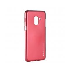Mercury i-Jelly - kryt (obal) pre Samsung Galaxy A8 2018 pink