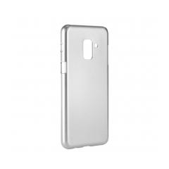 Mercury i-Jelly - kryt (obal) pre Samsung Galaxy A8 2018 silver