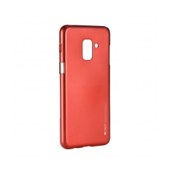 Mercury i-Jelly - kryt (obal) pre Samsung Galaxy A8 PLUS 2018 red