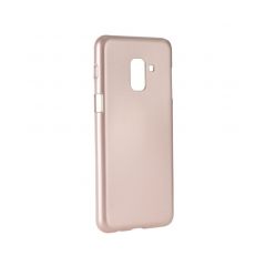 Mercury i-Jelly - kryt (obal) pre Samsung Galaxy A8 PLUS 2018 ROSE GOLD