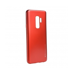 Mercury i-Jelly - kryt (obal) pre Samsung Galaxy S9 red
