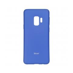 Roar Colorful Jelly - kryt (obal) pre Samsung Galaxy S9  navy