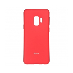 Roar Colorful Jelly - kryt (obal) pre Samsung Galaxy S9  hot pink