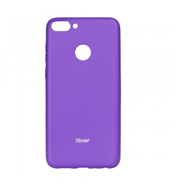 Roar Colorful Jelly - kryt (obal) pre Huawei P Smart / Enjoy 7s purple
