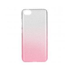 Forcell SHINING - puzdro pre XIAOMI Redmi 5 clear/pink
