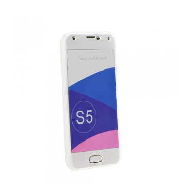 360 Ultra Slim - puzdro pre Samsung Galaxy S9 transparent