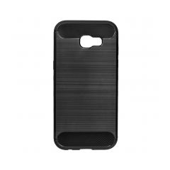 Forcell CARBON - puzdro pre Samsung Galaxy A8 2018 black