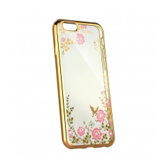 Forcell DIAMOND - puzdro pre Huawei P Smart gold