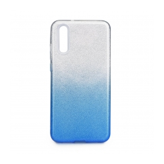 Forcell SHINING - puzdro pre Huawei P20 clear/blue