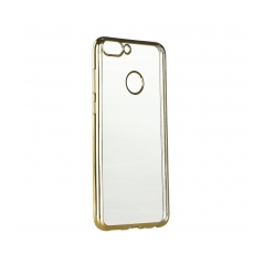 ELECTRO Jelly - zadný obal pre Huawei P Smart gold