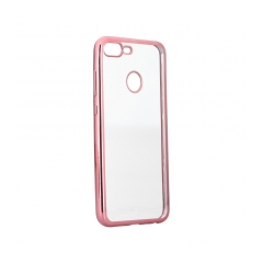 ELECTRO Jelly - zadný obal pre Huawei Honor 9 Lite pink-gold