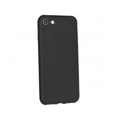 Jelly Case Flash Mat - kryt (obal) pre Samsung Galaxy A6 black