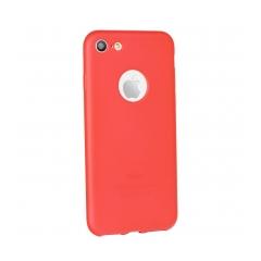Jelly Case Flash Mat - kryt (obal) pre Samsung Galaxy A6 red