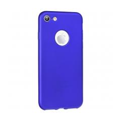 Jelly Case Flash Mat - kryt (obal) pre Samsung Galaxy A6 blue