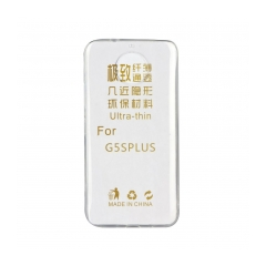 Silikónový 0,3mm zadný obal pre Lenovo MOTO G5S+ ( PLUS ) transparent