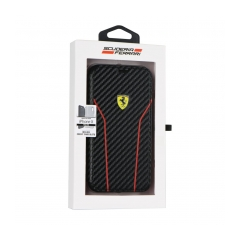 Original Book Ferrari FESCAFLBKP7LBK iPhone 7 Plus black